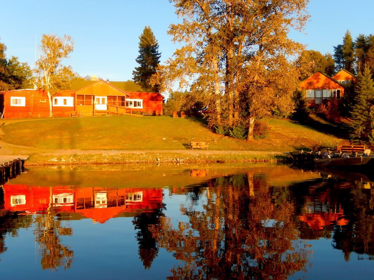 Canada Fishing Lodge Adventure