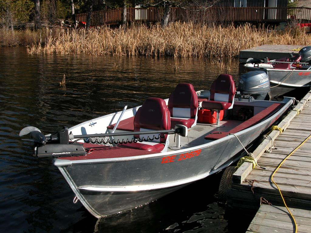 Sioux Lookout Boats for rent