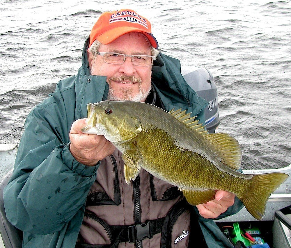 Some of the best smallmouth bass fishing in Ontario!