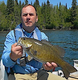 Opening Week Fireside Lodge Fishing Report 2019