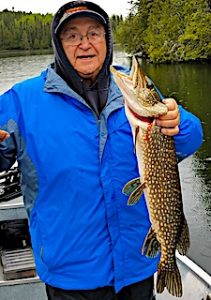 Love Big Northern Pike  in Ontario Canada