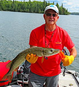 GREAT Time Fishing at Fireside Lodge in Northwest Ontario Canada by Paul